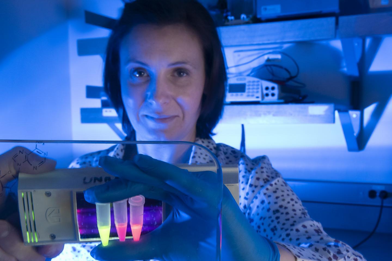SFU researcher Lena Dolgosheina