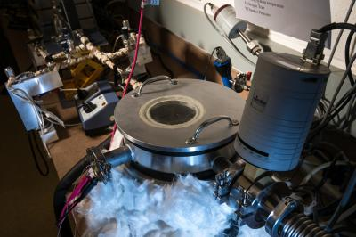 Initiated Chemical Vapor Deposition System