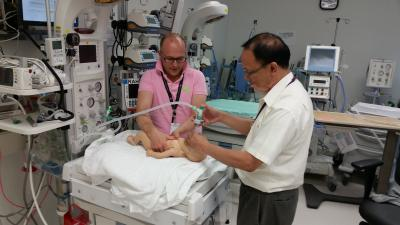 Po-Yin Cheung and Georg Schmolzer, University of Alberta