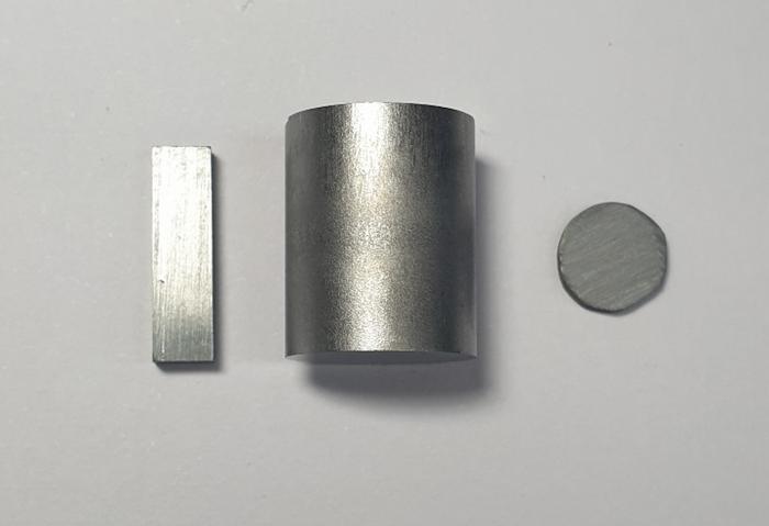 Image of tin selenide pellet.jpg