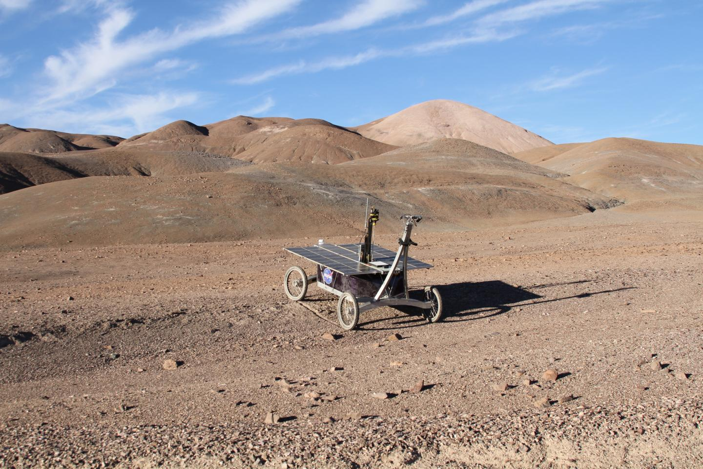 Mars Rover (3 of 3)