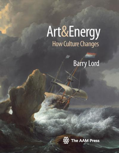 Cover of Art & Energy: How Culture Changes
