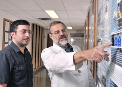 Rami Hallac and Ralph Mason, UT Southwestern Medical Center