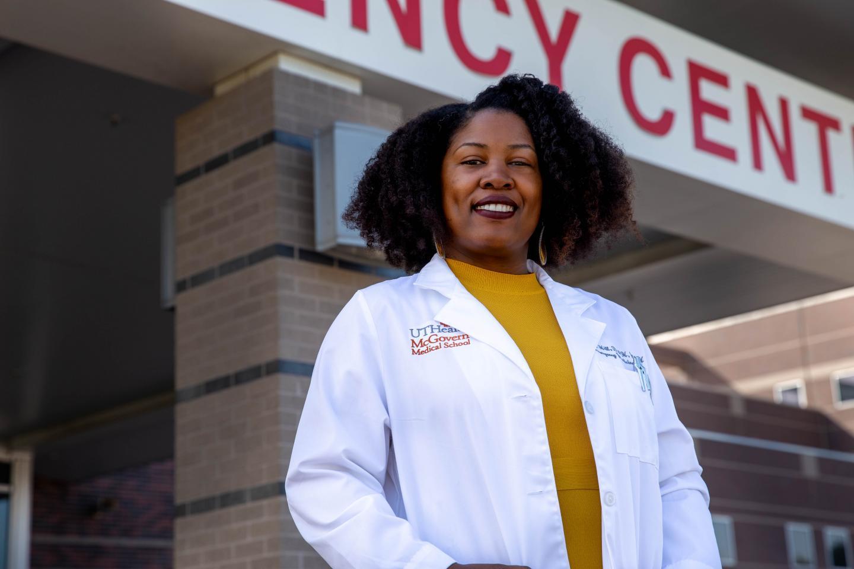 Mandy Hill, University of Texas Health Science Center at Houston
