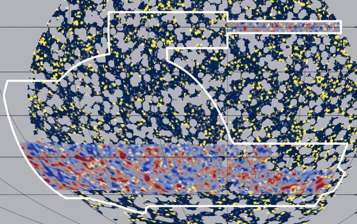 DES-Fermi Map