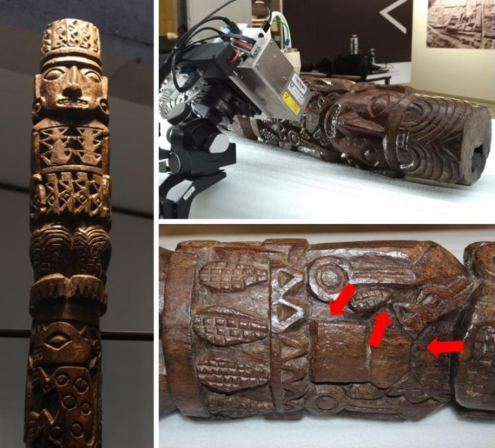 Pachacamac Idol