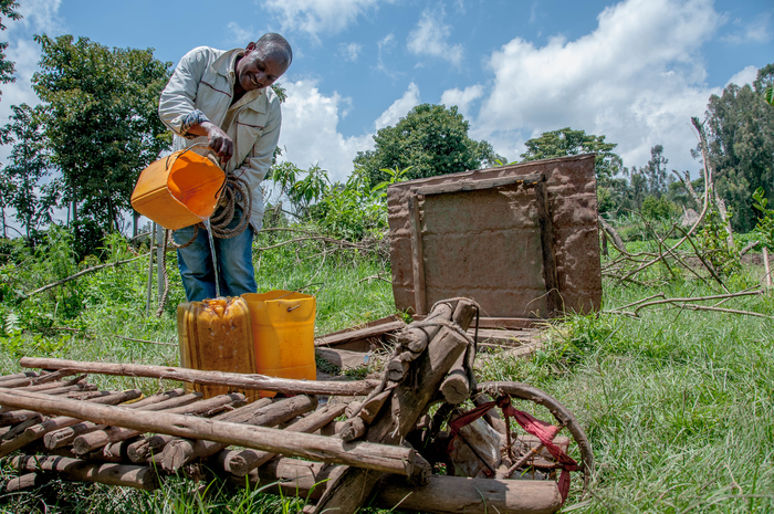 Water and land management in Ethiopia