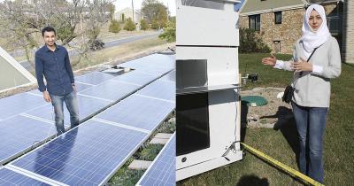 Solar Experimenters