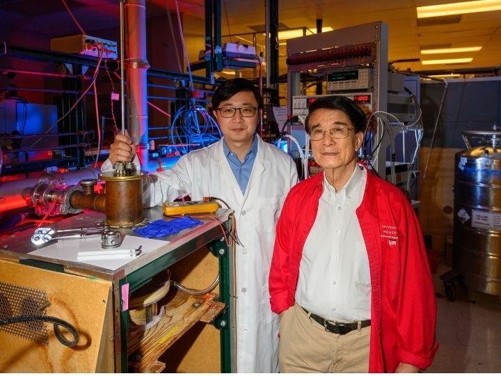 Paul Chu and Liangzi Deng