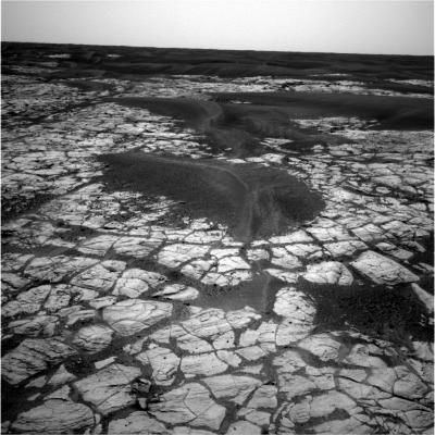 Mars Opportunity Image