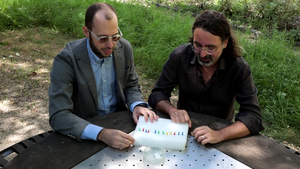 EPFL engineers introduce a new approach for recycling plastics