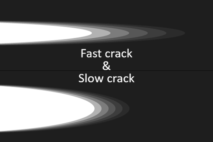 Cracking the Code of Crack Propagation in Rubberlike Materials