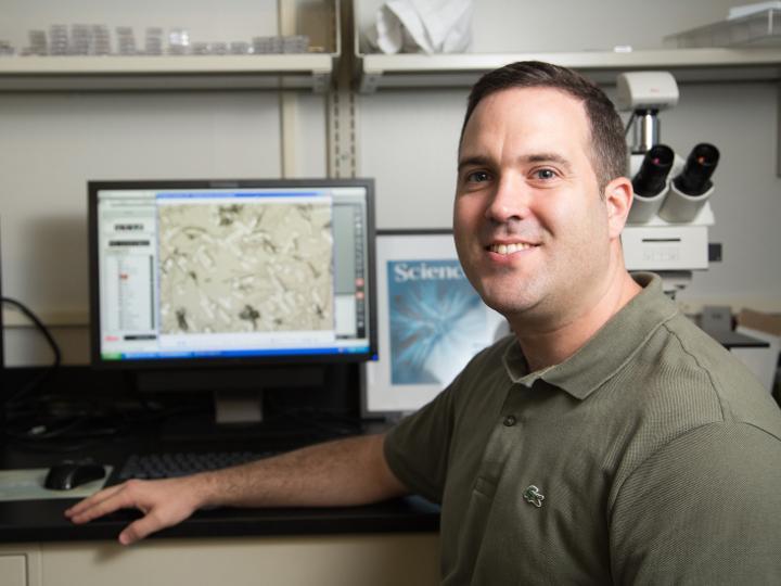 Jeffrey Rimer, University of Houston