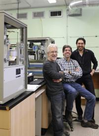 Hamed Sanei, Steve Grasby and Benoit Beauchamp, University of Calgary