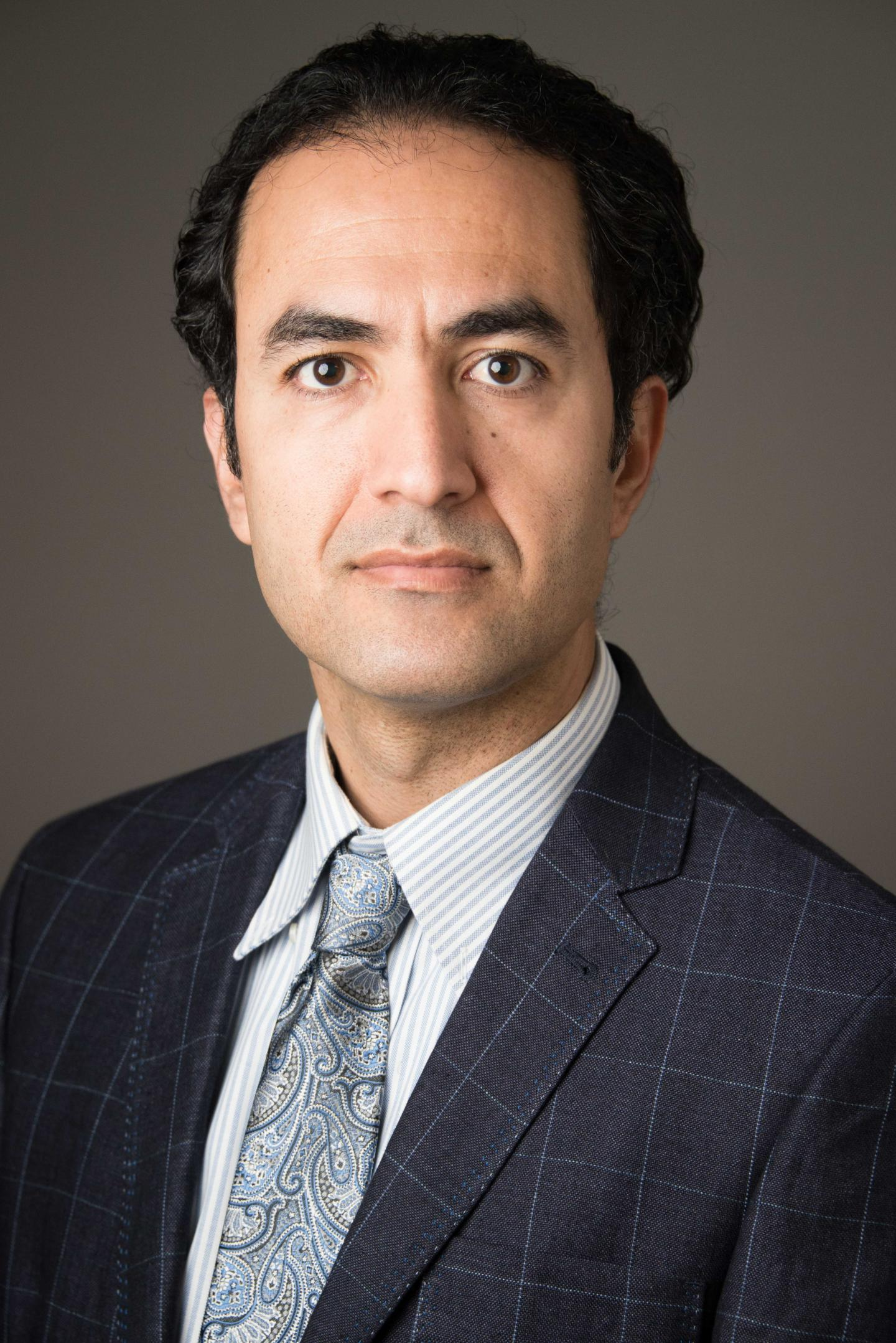 Dr. Siamak Yousefi, University of Tennessee Health Science Center