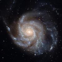 A Milky Way-like galaxy (Messier 101)