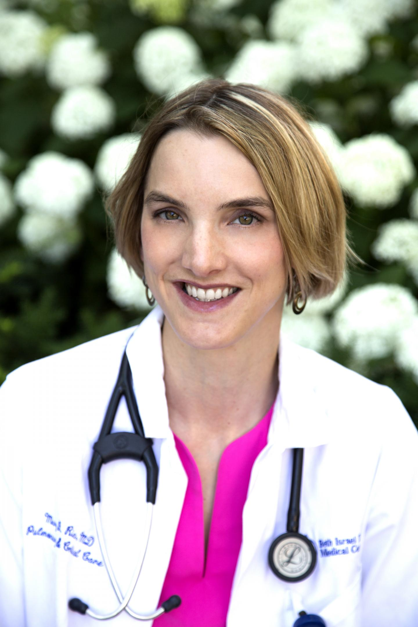 Mary B. Rice, M.D., MPH,  Beth Israel Deaconess Medical Center