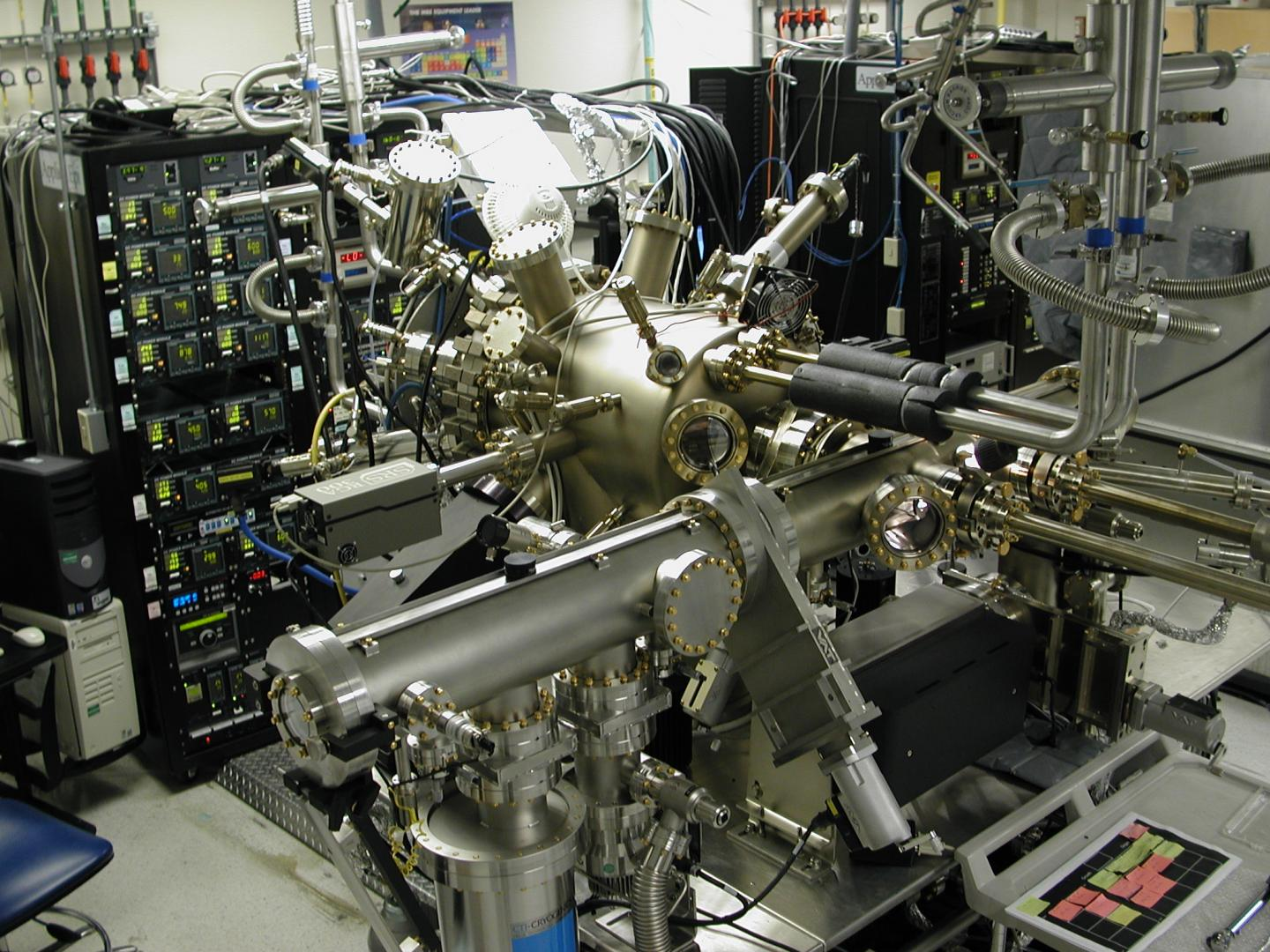 Producing New Infrared Detector Materials