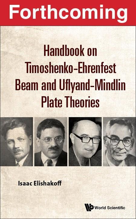Handbook on Timoshenko-Ehrenfest Beam and Uflyand-Mindlin Plate Theories
