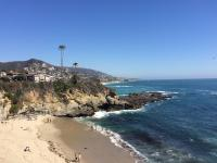 Orange County, California, Which Could Be Impacted by Climate Change-Driven Sea-Level Rise