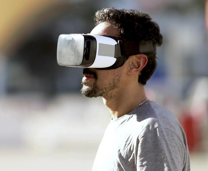 Virtual reality in the courtroom