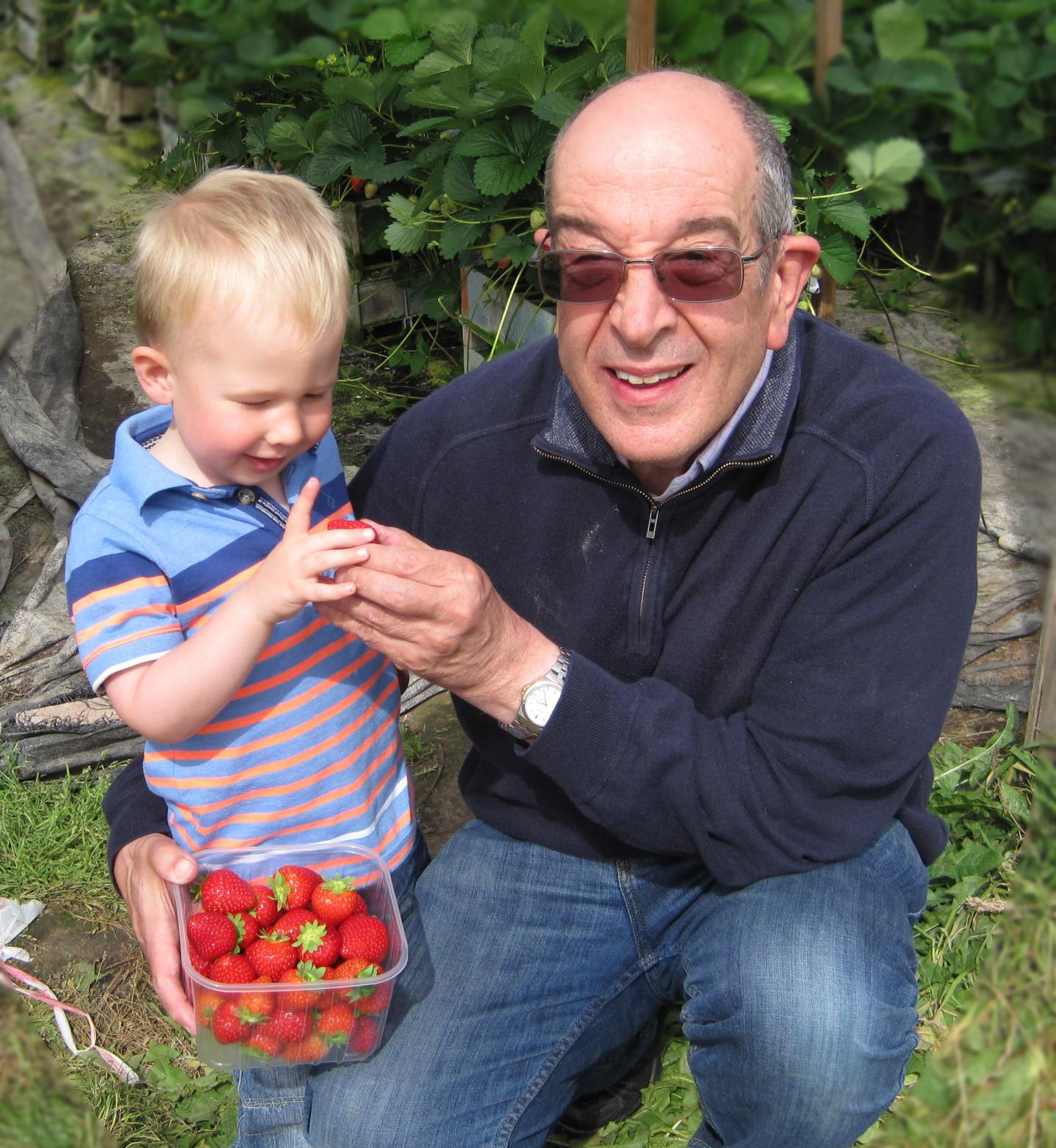 Cancer Survivor Pete Wheatstone