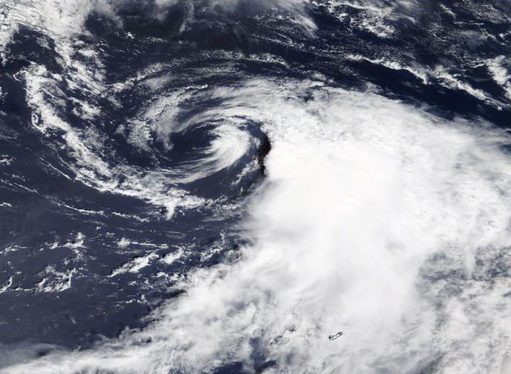 Terra image of Omar