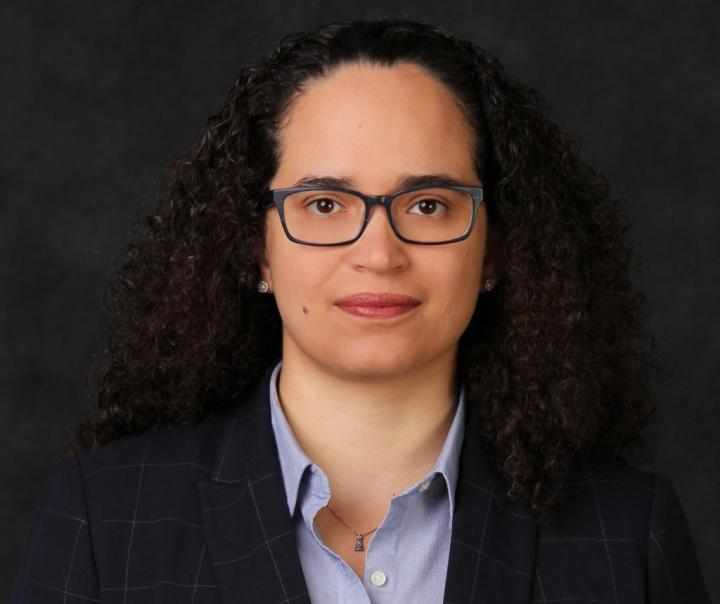 Juliana Pacheco Duarte, Virginia Tech