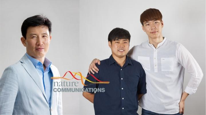 Professor Jaephil Cho and His Research Team