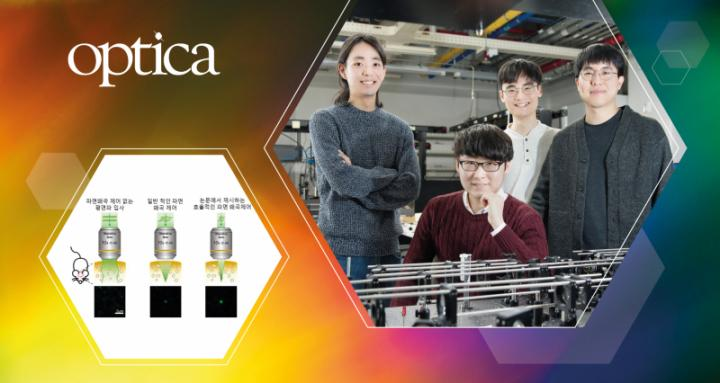 Professor Jung-Hoon Park and his research team