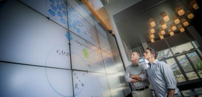 Miroslav Krstic and Scott Moura, University of California - San Diego