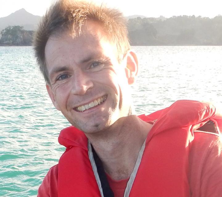 Dr. Michael Maze, University of Otago