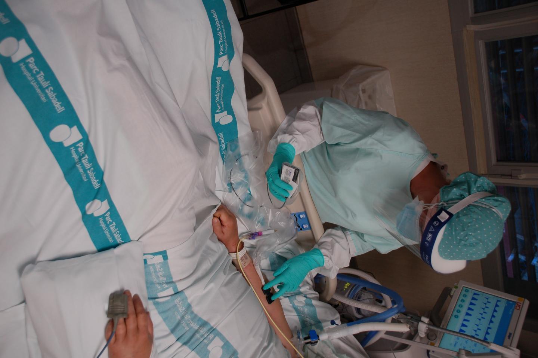 Photonic Device in Hospital Parc Taulí