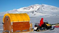 Field Work In Antarctica