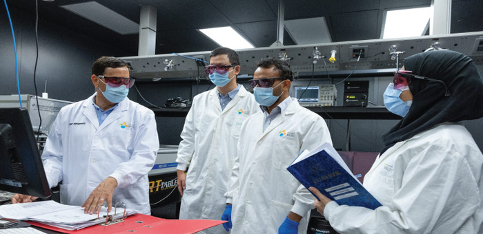 Helping semiconductors find a cooler way to relax