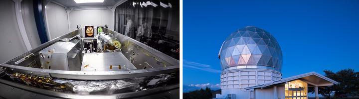 Habitable-zone Planet Finder and Hobby Eberly Telescope