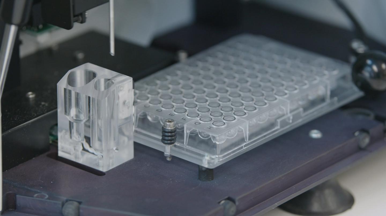 ClarityDX Prostate Test Plate