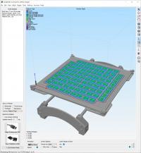 Simplify 3D adjuster printing