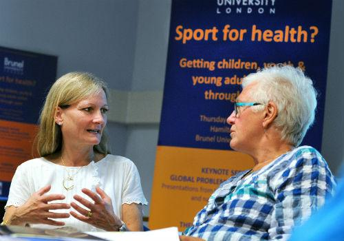 Susan Bissell, UNICEF and Celia Brackenridge, Brunel University London