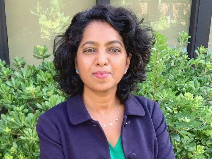University of Houston associate professor of physics Mini Das