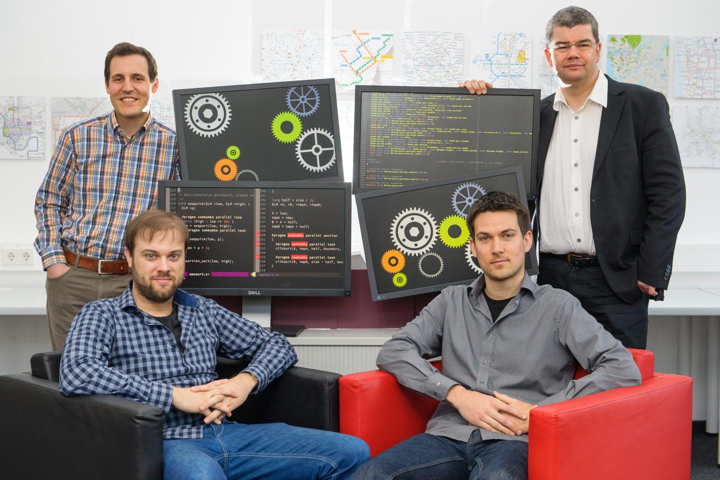 Computer Scientists from Saarland University Simplify Parallel Programming