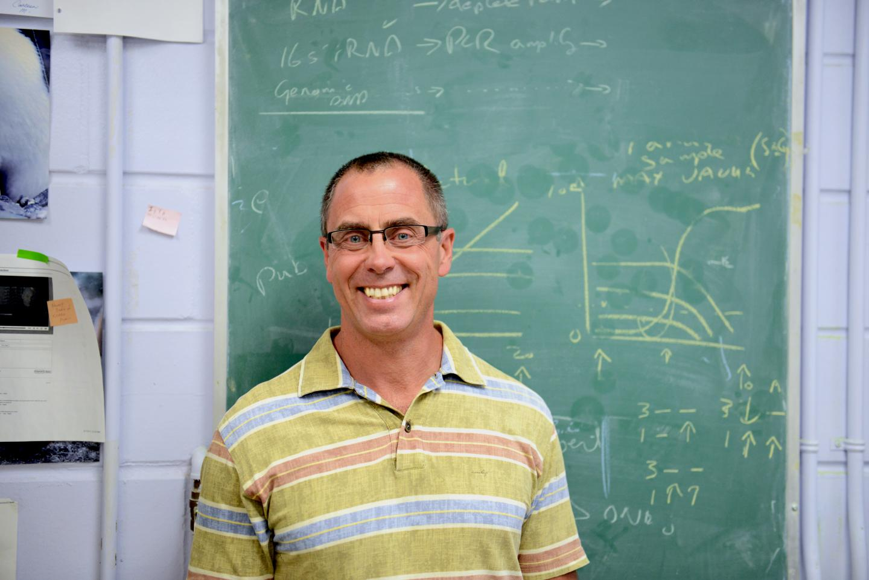Greg Gloor, Western University's Schulich School of Medicine & Dentistry