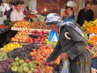 Market in Ebril, Iraq