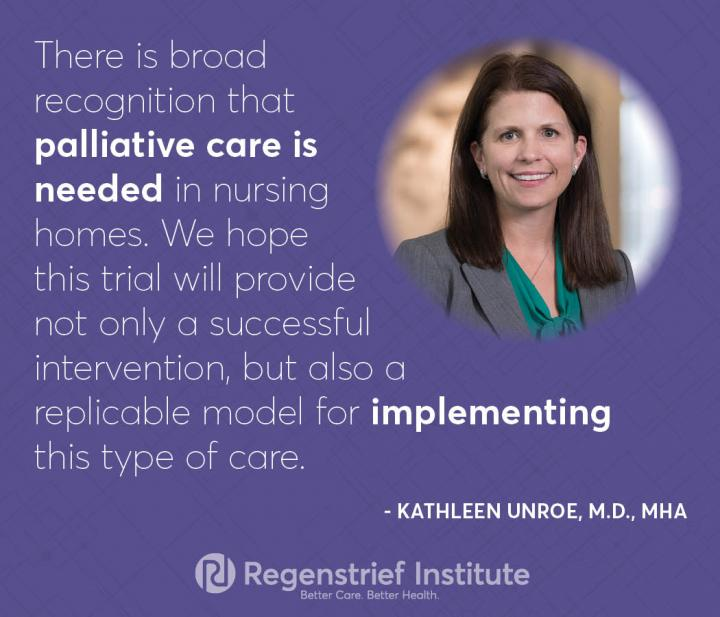 UPLIFT-AD (Utilizing Palliative Leaders In Facilities to Transform care for Alzheimer's Disease)