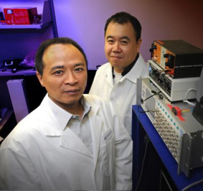 Drs. Joe Z. Tsien and Lei Phillip Wang, Georgia Health Sciences University