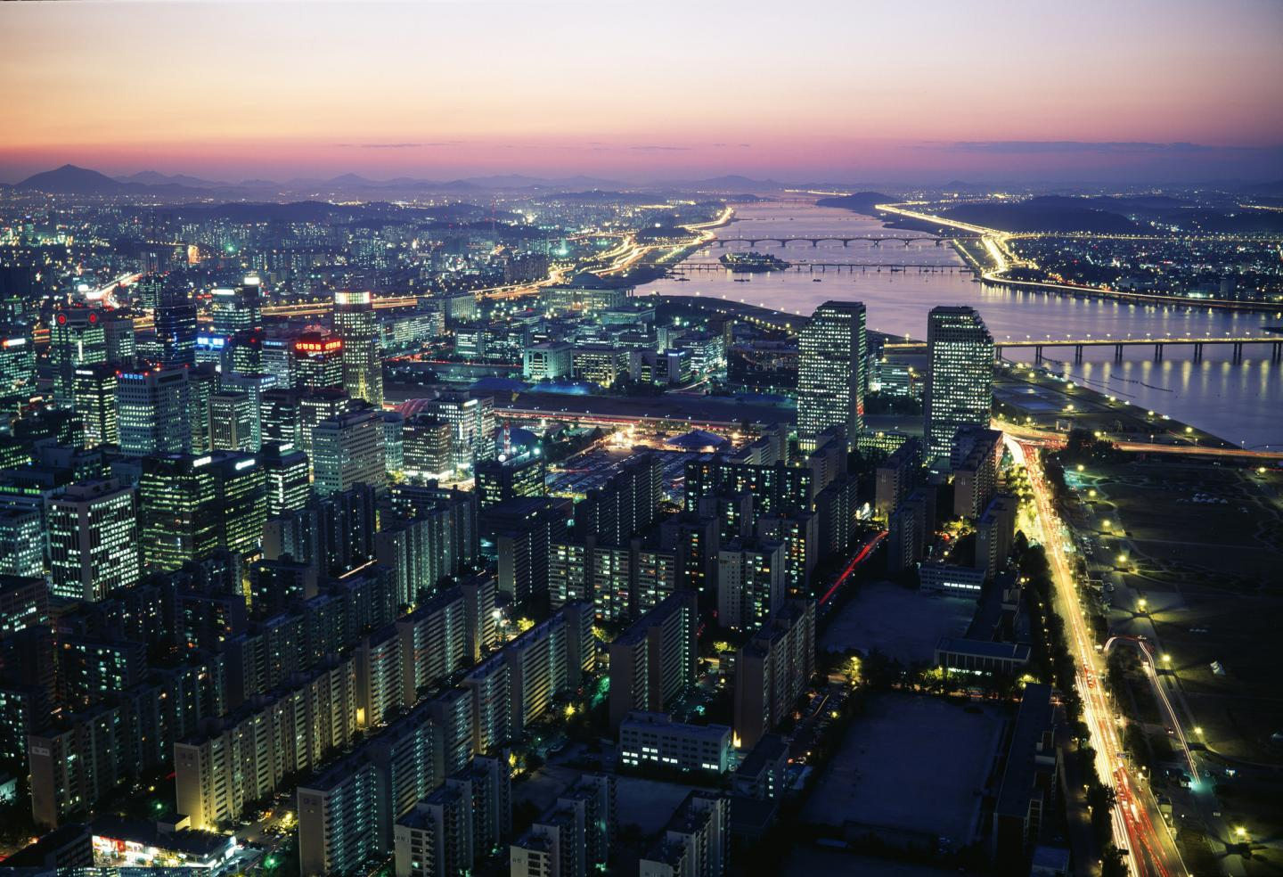 Seoul, One of the World's 27 Megacities
