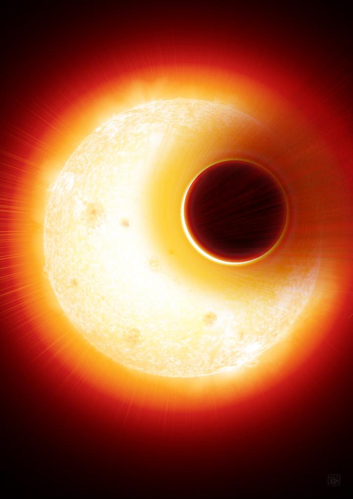 Helium Exoplanet
