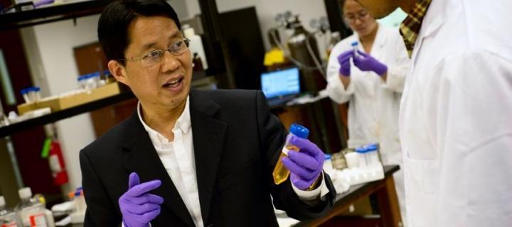 Wei Chen, University of Texas at Arlington