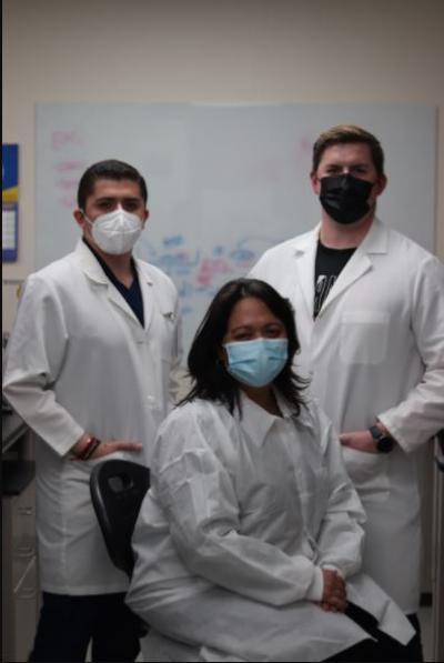 Almodovar Lab members