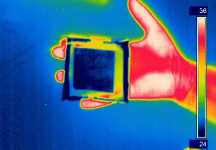 Thermal Camouflage Disguises Hot And Cold